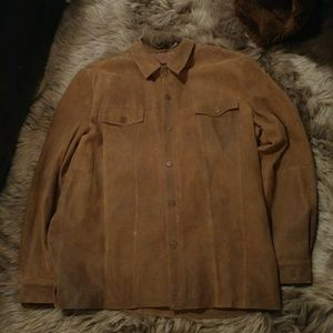 Wilson's Pelle Studio leather shirt